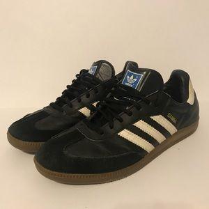 Adidas Samba Original Men's 9 Black